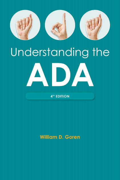Understanding ADA Book Cover