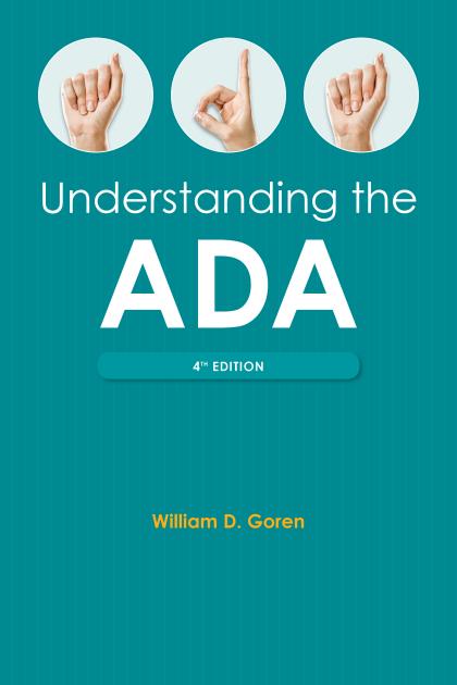 Understanding ADA Book Cover